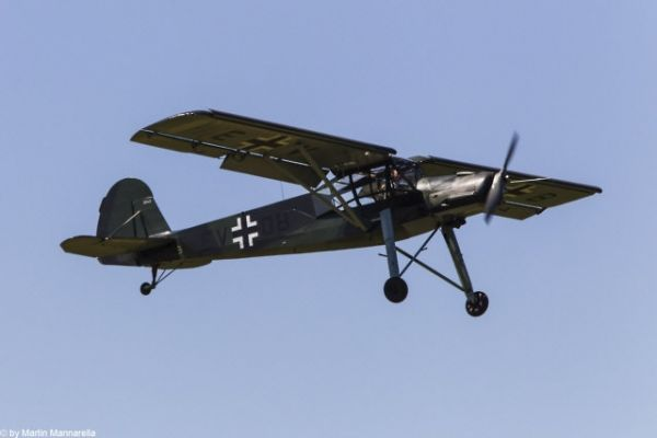 rc modell information fieseler storch von fun modellbau. Black Bedroom Furniture Sets. Home Design Ideas